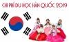 Tuyển sinh du học Hàn Quốc kỳ 12/2019 visa thẳng
